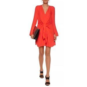 3.1 PHILLIP LIM Knot Detail Dress Size 6 NWT